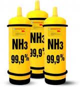 Khí Amoniac ( NH3 )